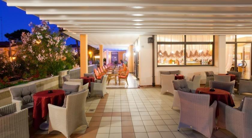 Hotel Kennedy - Terrazza